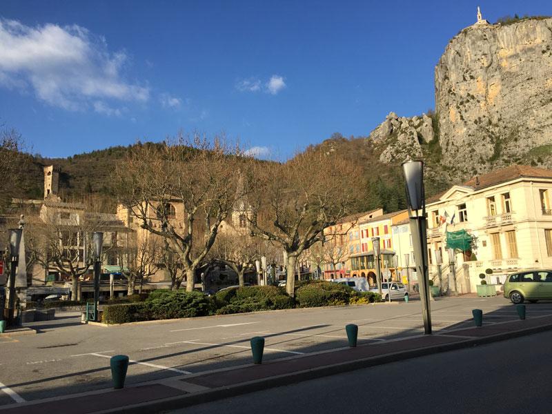 Castellane-village