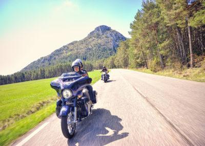 Sortie moto arrière pays Cannois