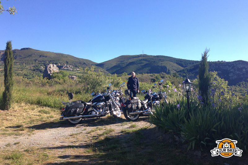 Location Harley Davidson Antibes