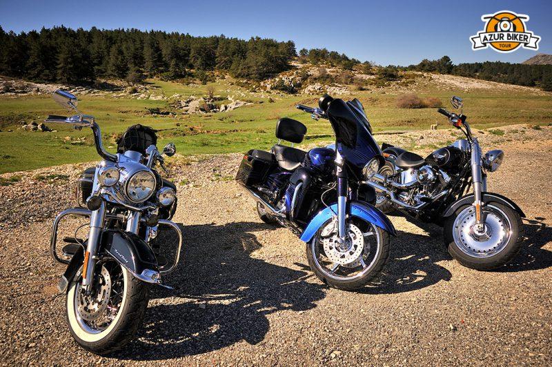 Location de moto à la journée 06