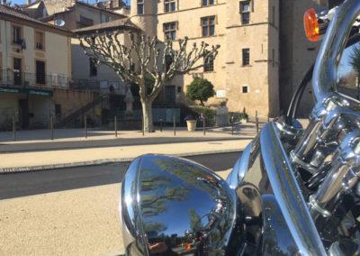 Tours organisés en Harley