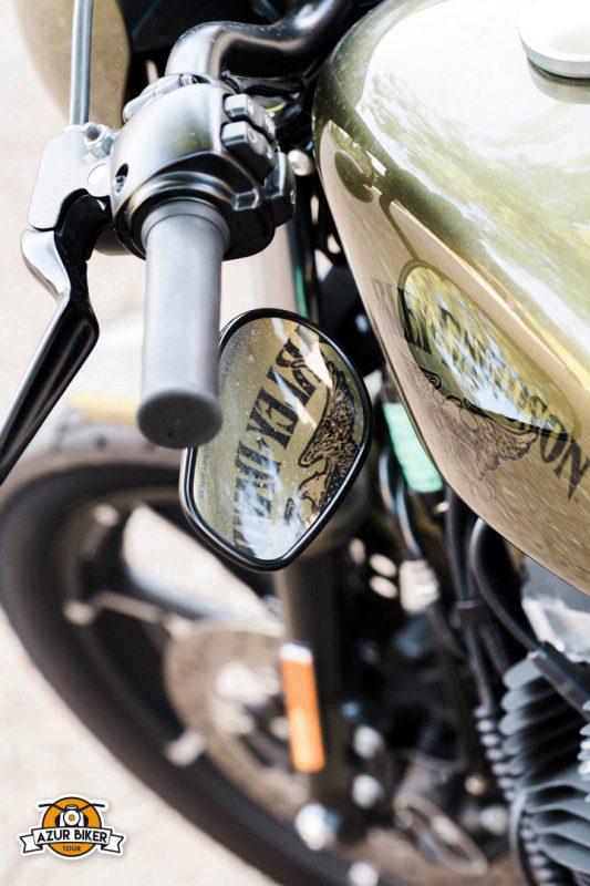 Location de moto côte d'Azur
