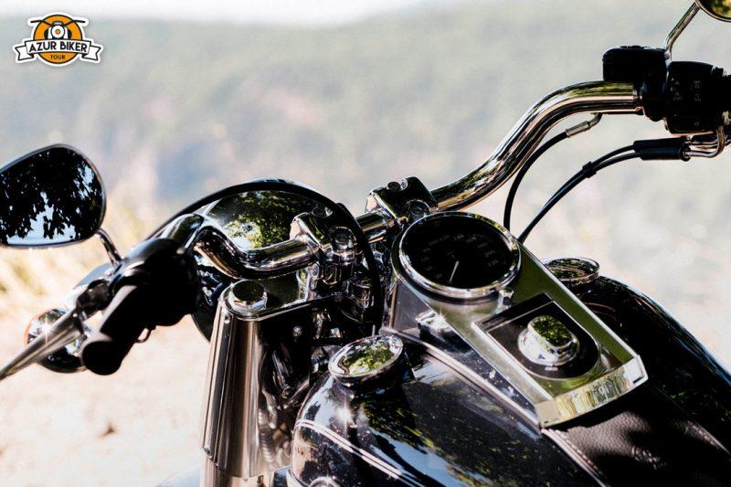 Sortie moto avec guide