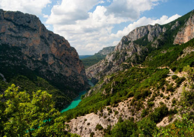 Route des Gorges du verdon