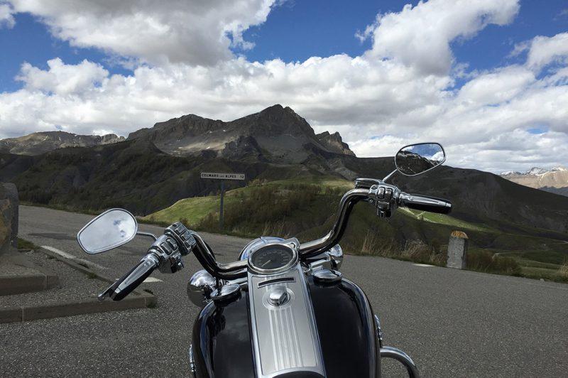 Tours moto guidé à la journée