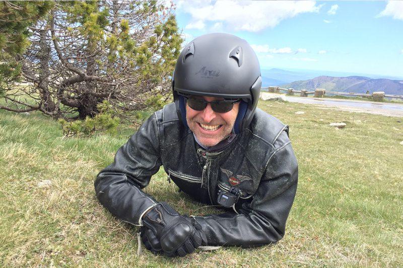 Tour en moto sud de la France