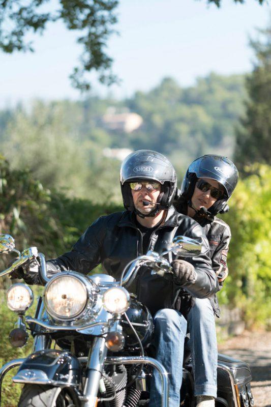 Tour moto sans permis