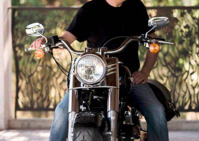 Location moto journée