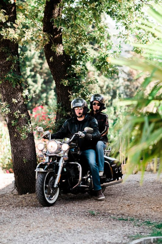 Sortie moto sans permis