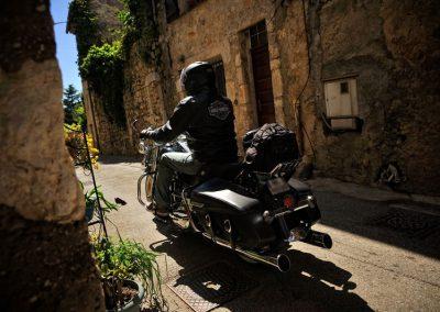 Balade en Harley Côte d'Azur