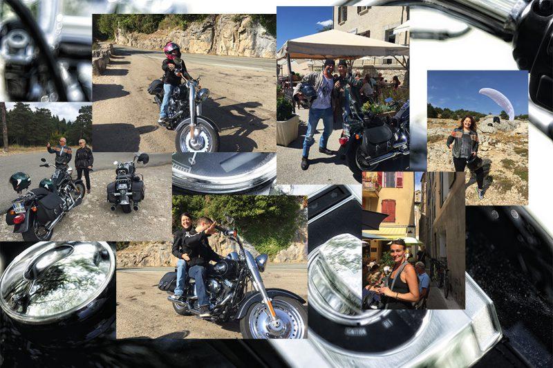 Sorties moto avec guide