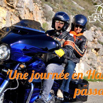 Tour moto avec conducteur